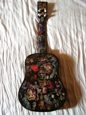 Dylan Guitar-Back