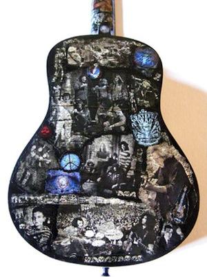 Dead Guitar-Back