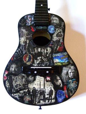 Dead Guitar-Front