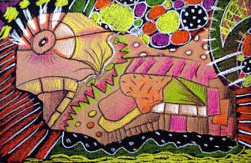 Paper 13 - Pastels